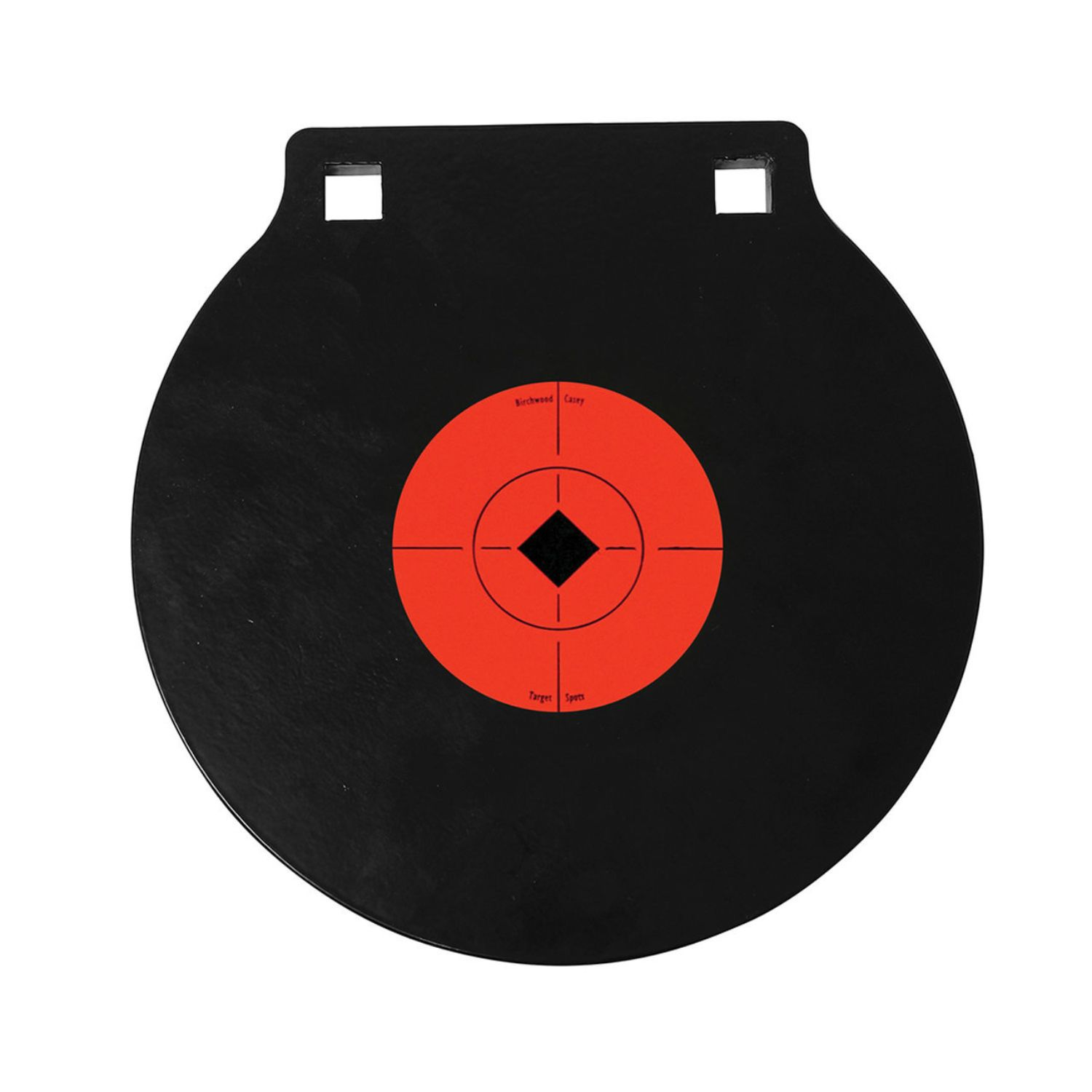 Birchwood Casey 10 Inch Double Hole Gong AR500 Target