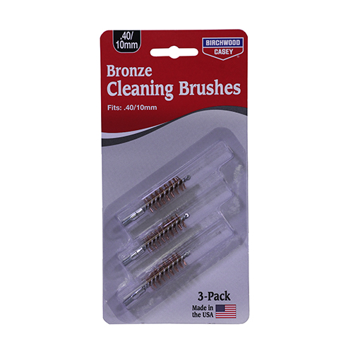 .40/10 mm, .41 Bronze Brush 3 Pack