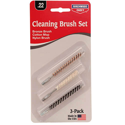 .22/5.56 mm Bronze/Nylon/Mop Brushes Set