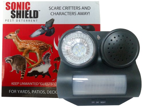 Sonic Shield for Homes