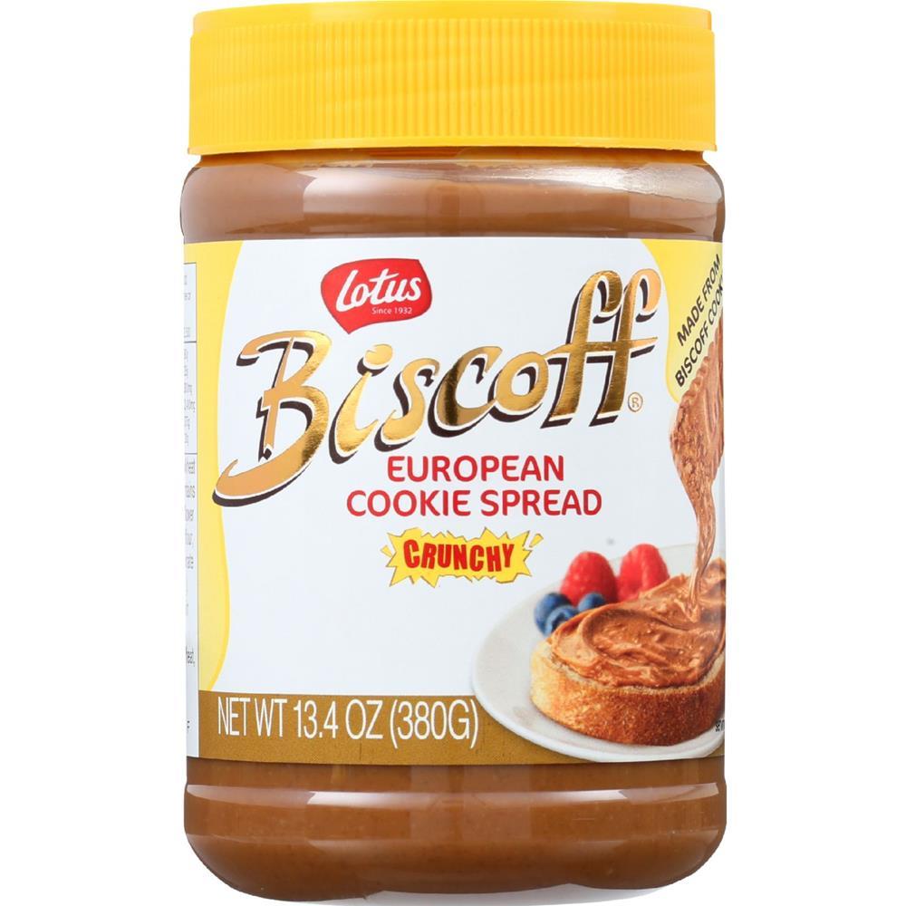 Biscoff - Crunchy Biscoff Spread ( 8 - 13.4 OZ)
