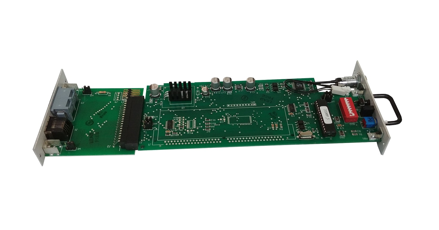 Black Box Pro Switching 2U System Controller Card SM264A