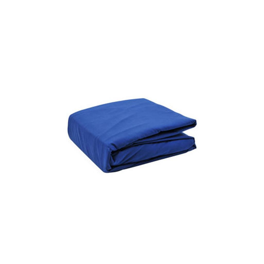BCO 4 PC SHEET SET 39 X 80 BLUE