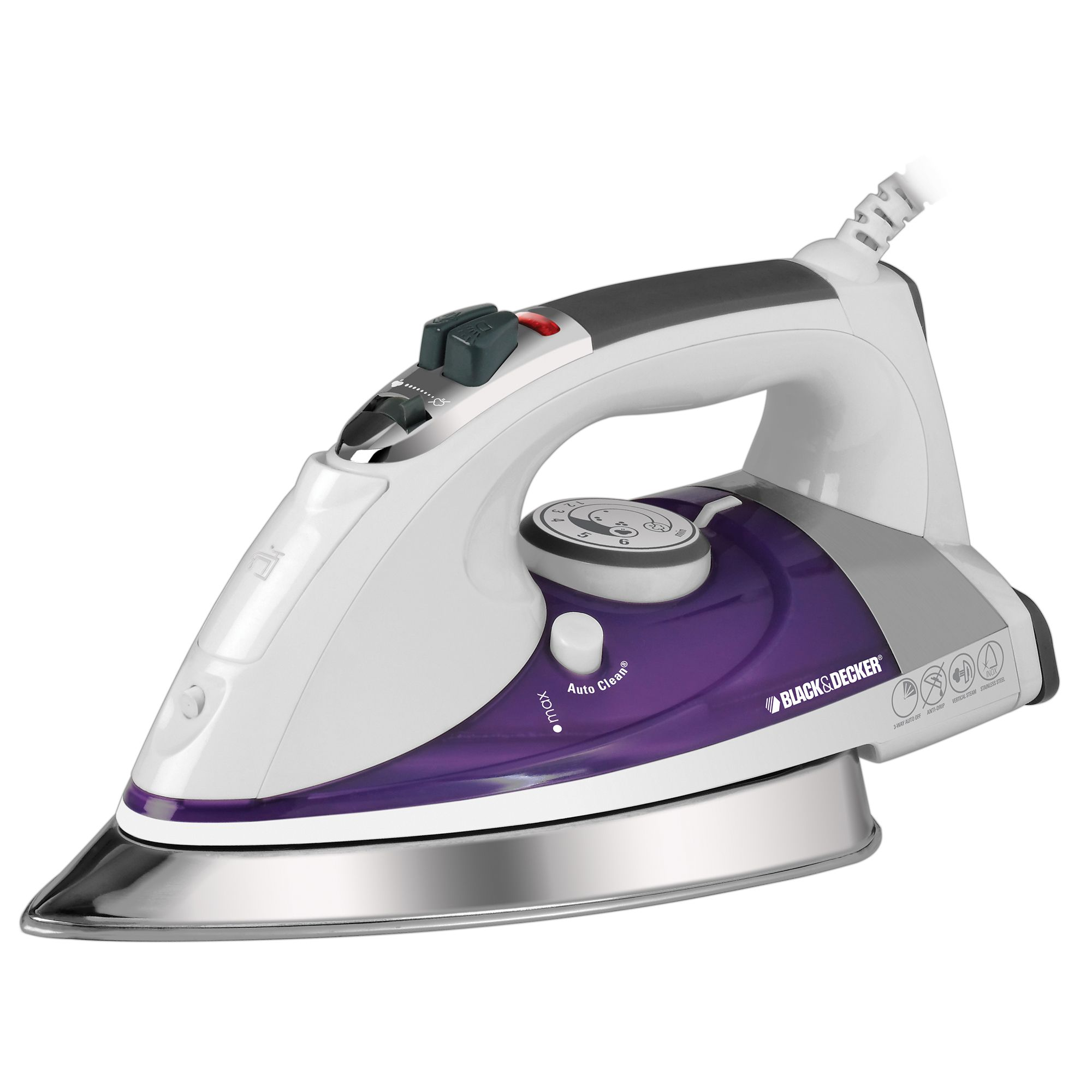 Black & Decker Professional Steam Iron