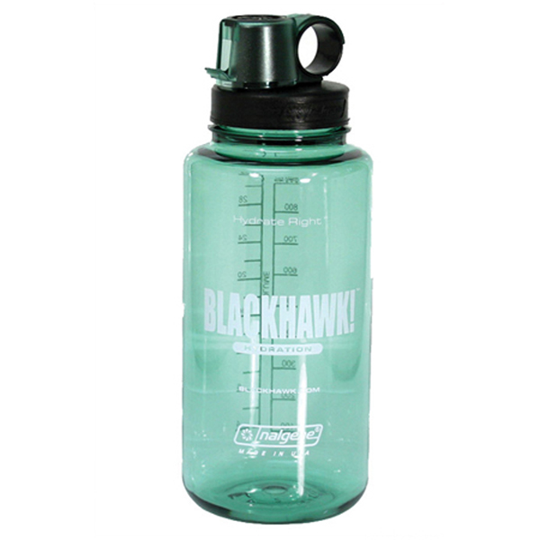 HydraStorm Nalgene Bottle, Wide-Mouth, Sage Green, 32oz.