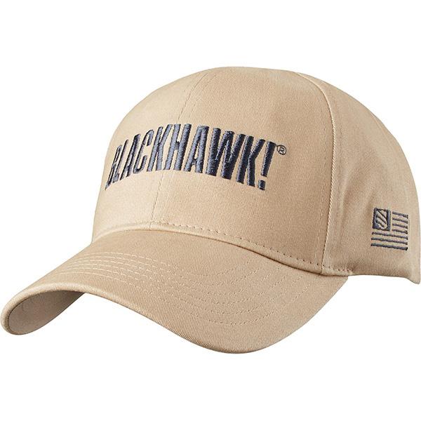 Blackhawk Fitted Cotton Spandex Cap Stone M/L