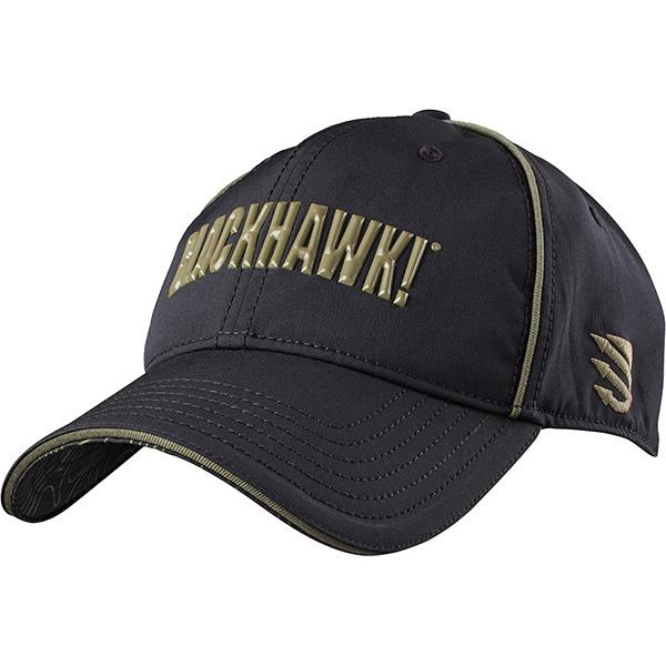 Blackhawk Performance Stretch Fit Cap Black L/XL