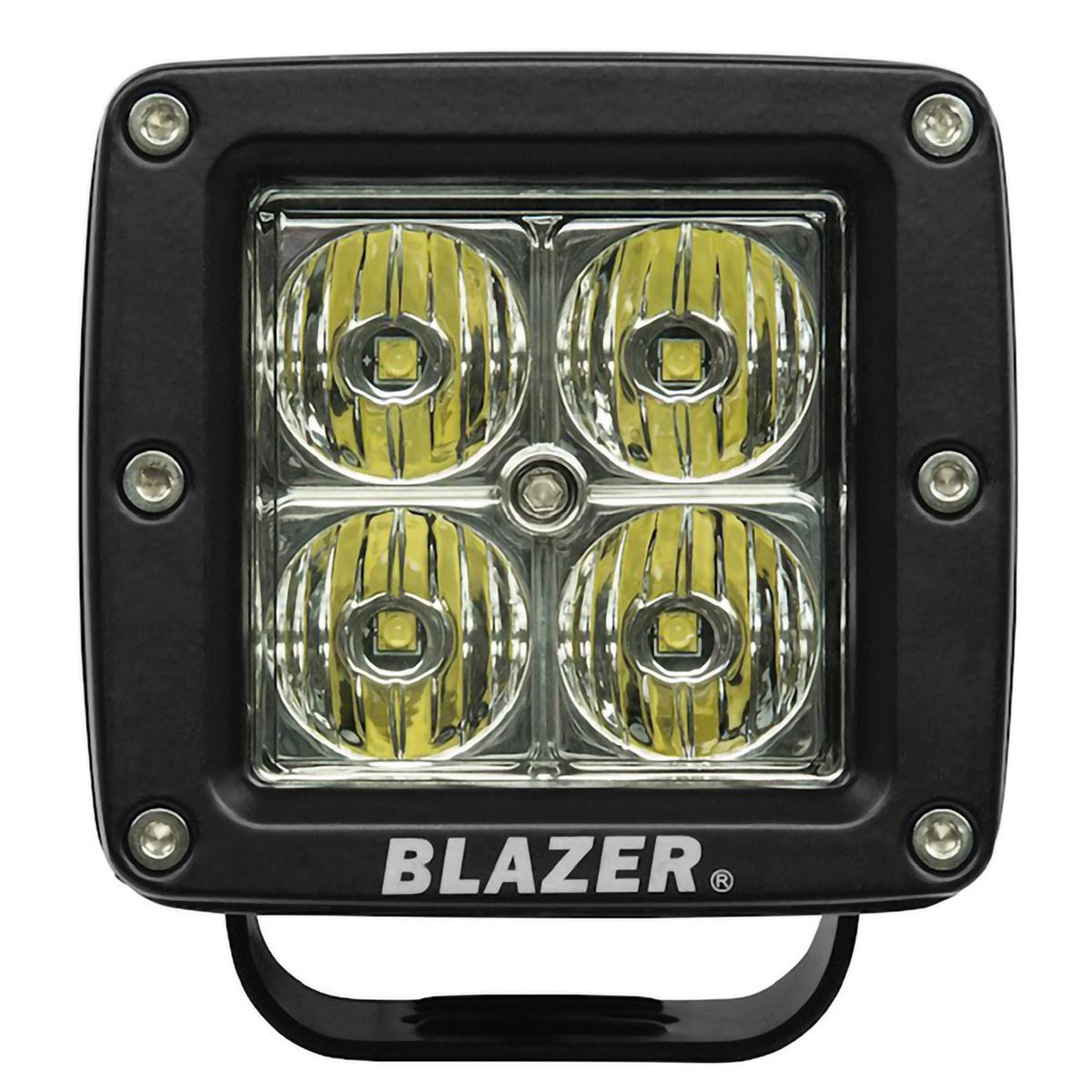 3 .in  LED Cube  Flood Light