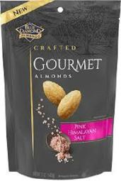 Almonds - Pink Himalayan Salt ( 6 - 5 OZ )