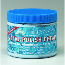 BLUE MAGIC POLISH 7OZ JAR