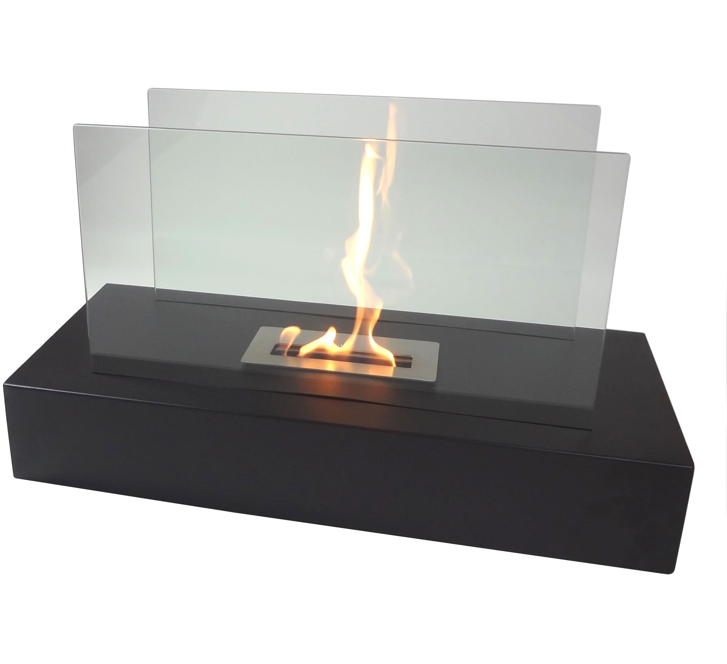 Fiamme Freestanding Fireplace 18.5