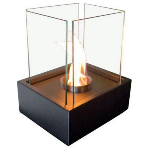 Lampada Tabletop Fireplace - Black
