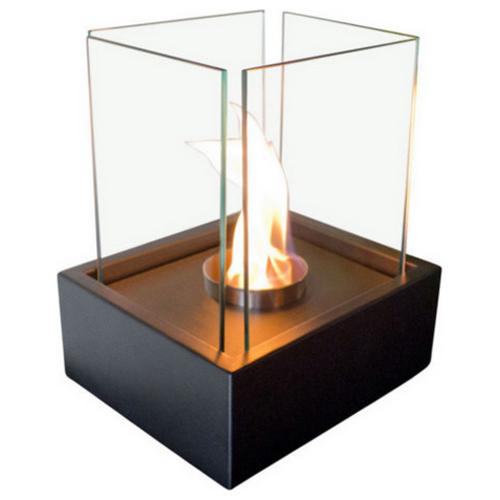 Lampada Tabletop Fireplace - Black