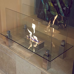 Fiero Freestanding Fireplace 17.71