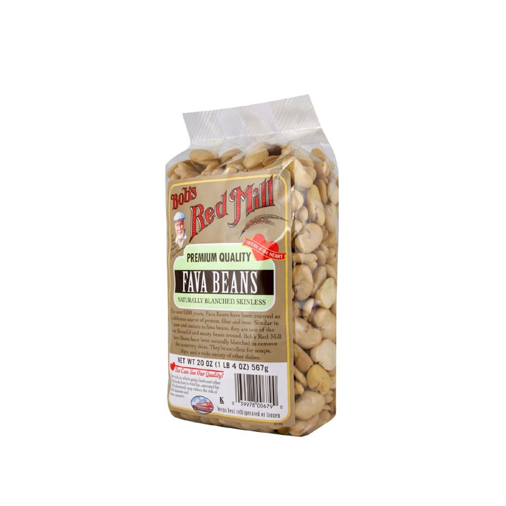 Bob's Red Mill - Fava Beans ( 4 - 20 OZ)