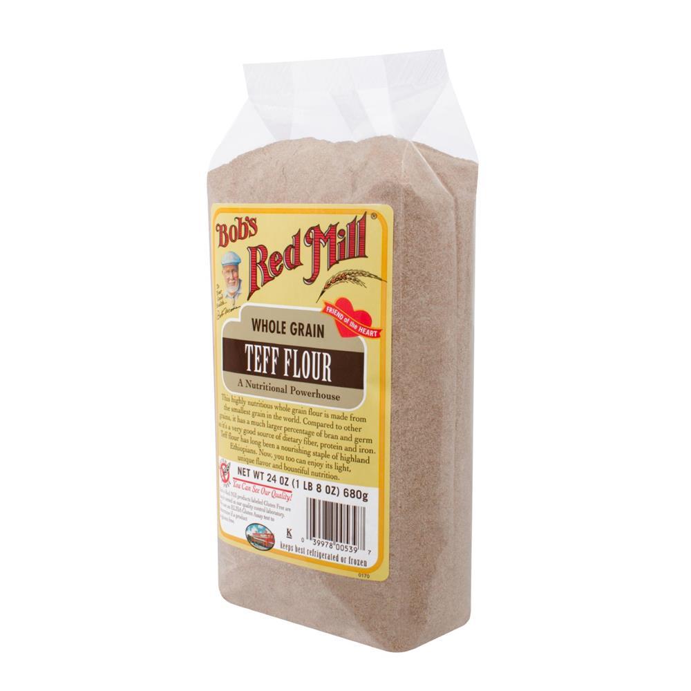 Bob's Red Mill - Gluten Free Teff Flour ( 4 - 24 OZ)
