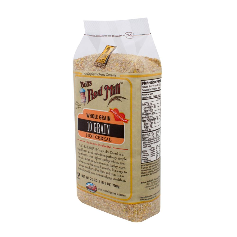 Bob's Red Mill - 10 Grain Cereal ( 8 - 25 OZ)