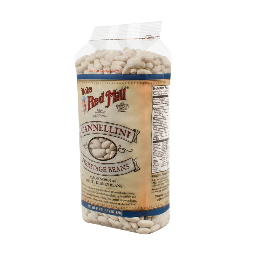 Bob's Red Mill - Cannellini Beans ( 4 - 24 OZ)