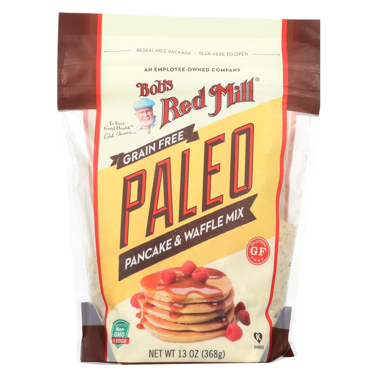 Pancake Mix - Paleo ( 4 - 13 OZ )