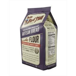 Artisan Bread Flour ( 4 - 5 LB )