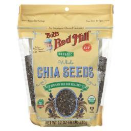 Organic Seeds - Chia ( 6 - 12 OZ )
