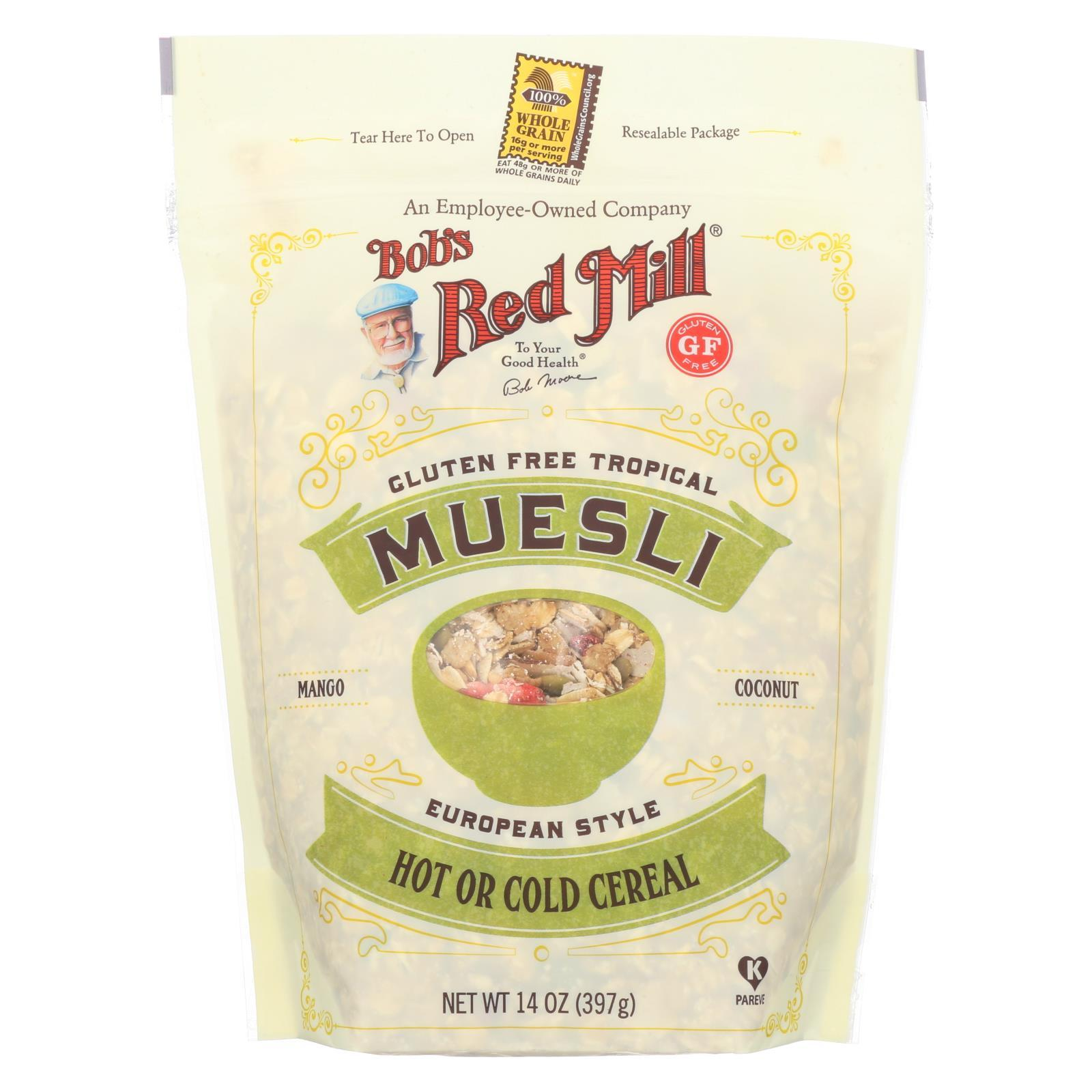 Cereal - Gluten Free Tropical Muesli ( 4 - 14 OZ )