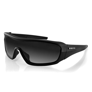 Bobster Enforcer Interchange Sunglasses Matte Black 3 Lenses