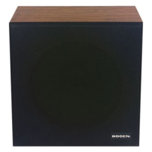 Wall Mount Baffle Speaker with Volume Control