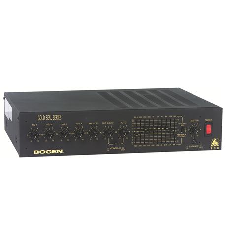 35 Watt Dual Eq Amplifier