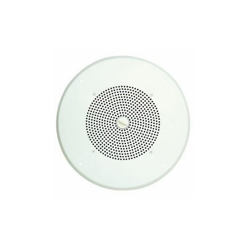 1W Self Amplified Ceiling Speaker White