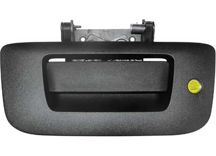 (CLAMSHELL)07-13 SILVERADO/SIERRA COMPLETE LOCKING TAILGATE HANDLE ASSEMBLY
