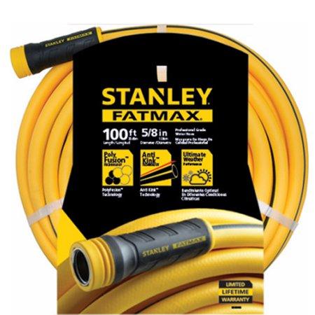 STANLEY+ FATMAX+ Professional Grade Hose 100'