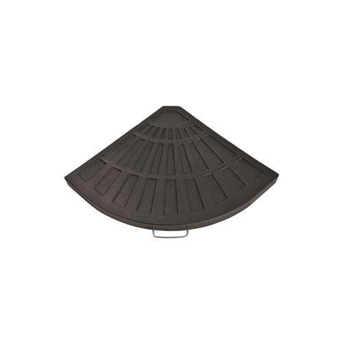 12kg SECTOR Umbrella base - BLACK