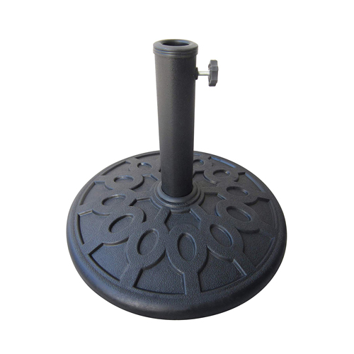 8 kg Regency Resin Umbrella Base - Matte Black