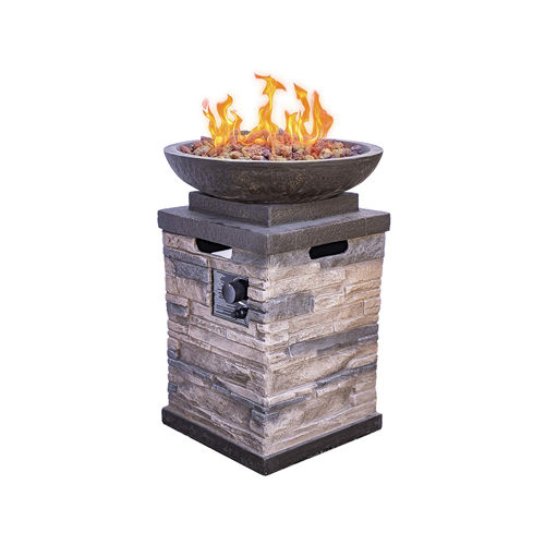 Newcastle 20Lb Gas Firebowl