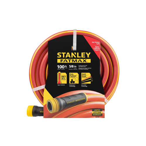 Stanley Fatmax Hot Water Hose 100 ft.