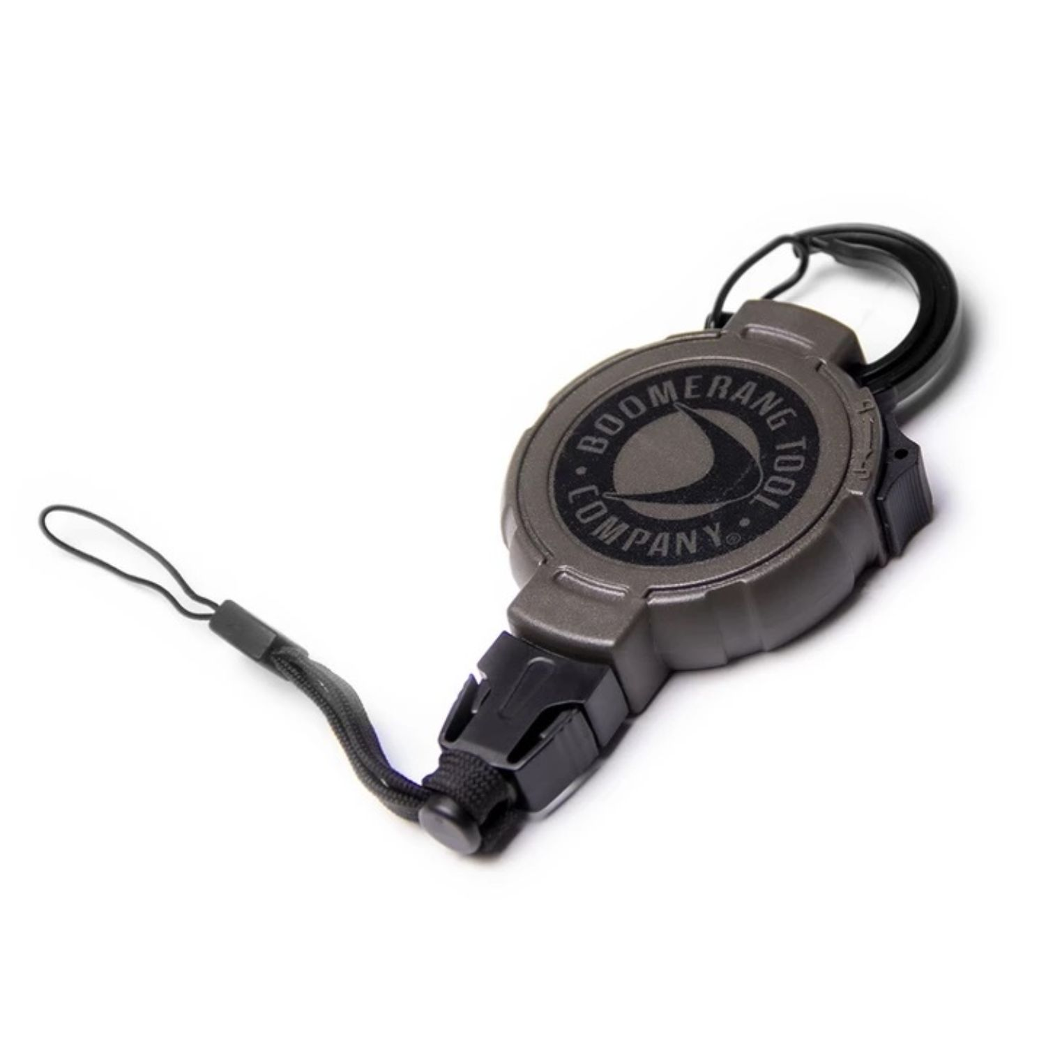 Boomerang Hunt Gear Electronics Tether LRG 48 in Carbiner