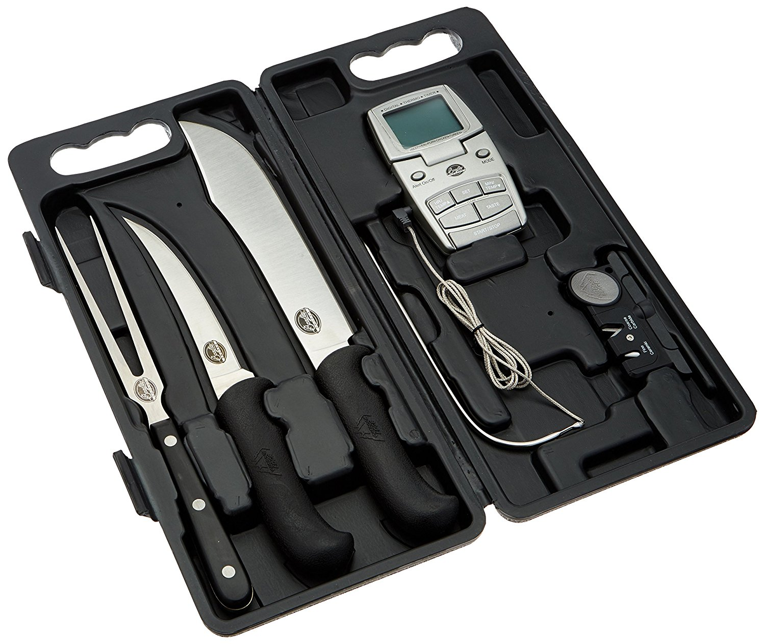 Bradley Smoker 5-Piece Carving Kit