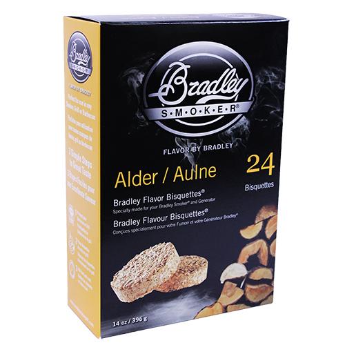 Alder Bisquettes 24 Pack