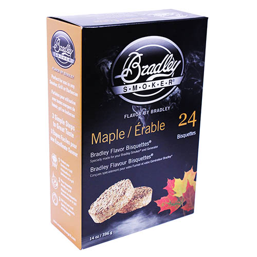 Maple Bisquettes 24 Pack