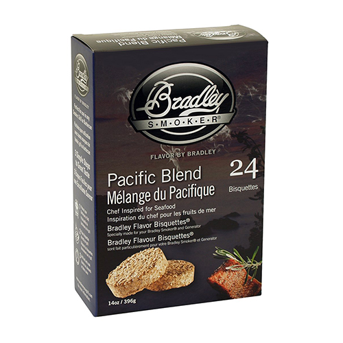 Pacific Blend Bisquettes 24 pack