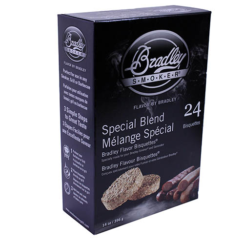 Special Blend Bisquettes 24 Pack