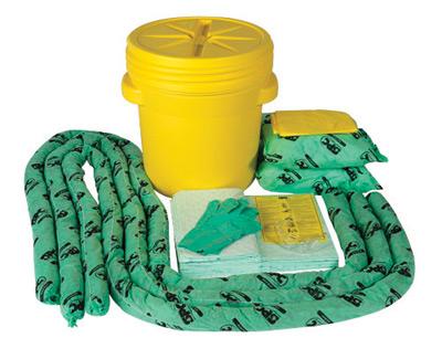 Brady� 20 gal Drum SPC� Hazwik� Spill Kit