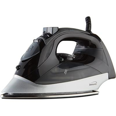 Power Steam Iron Stainless black
