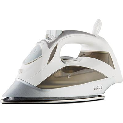 Power Steam Iron Stainless White