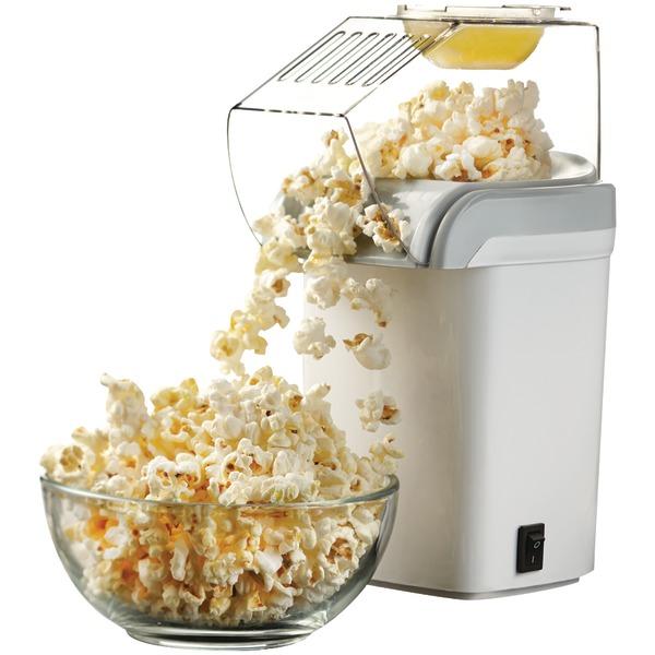 Hot Air Popcorn Maker White