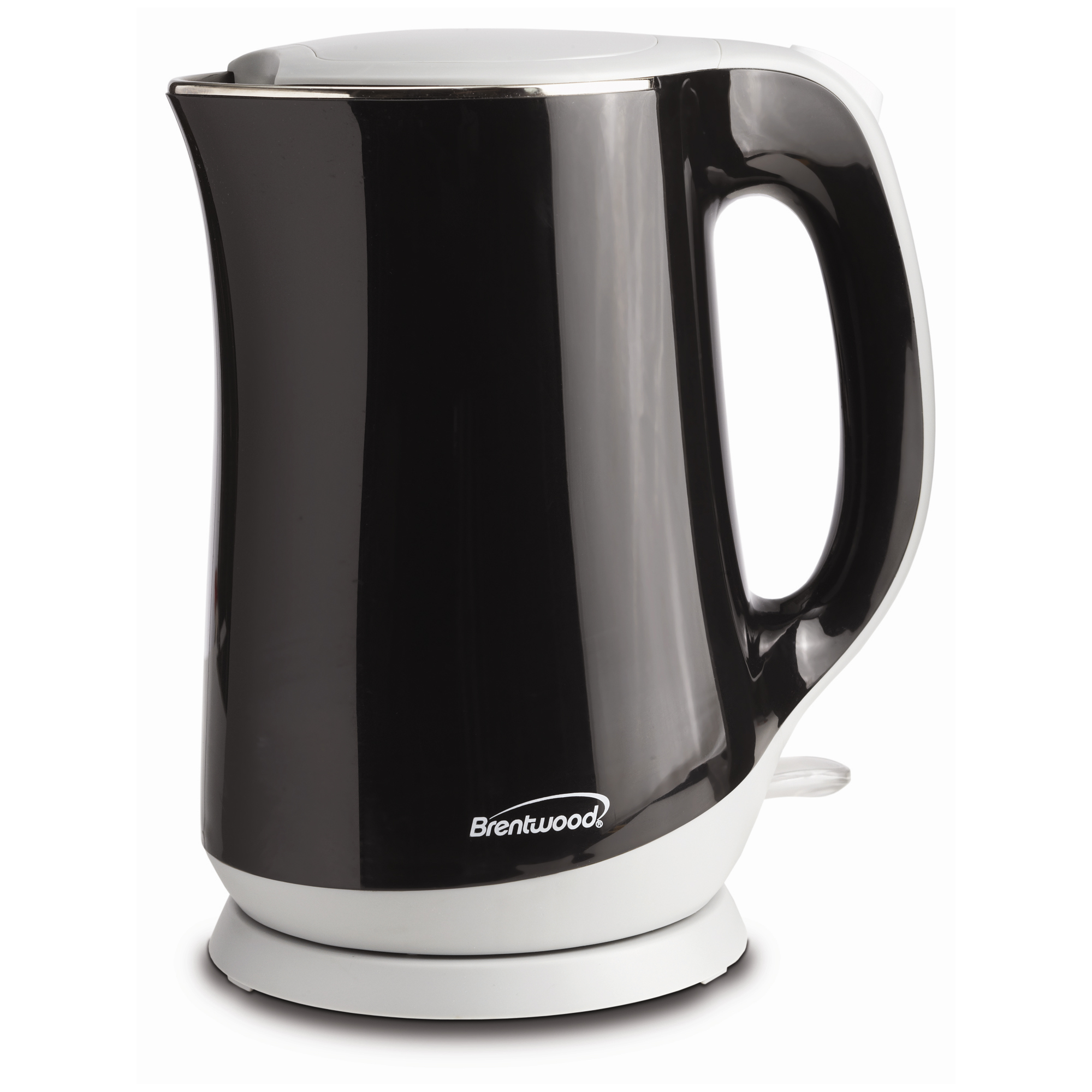 Brentwood 1.3 Liter Cool Touch Electric Kettle - Black