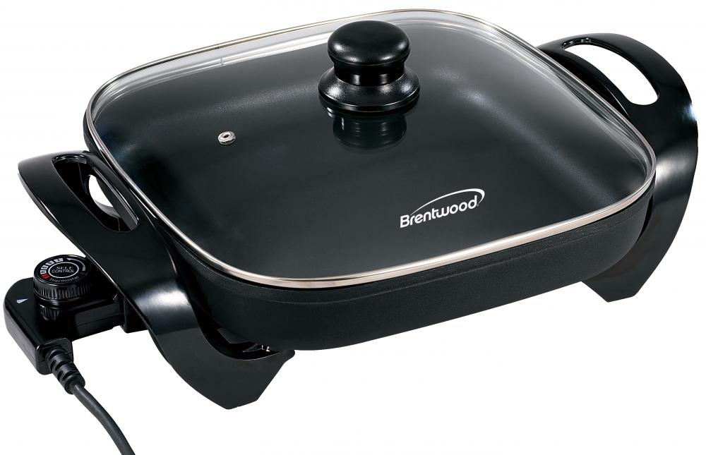 Brentwood SK-65 12-inch Electric Skillet