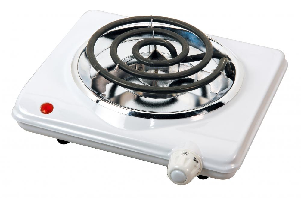 Brentwood TS-320 1000W Single Electric Burner