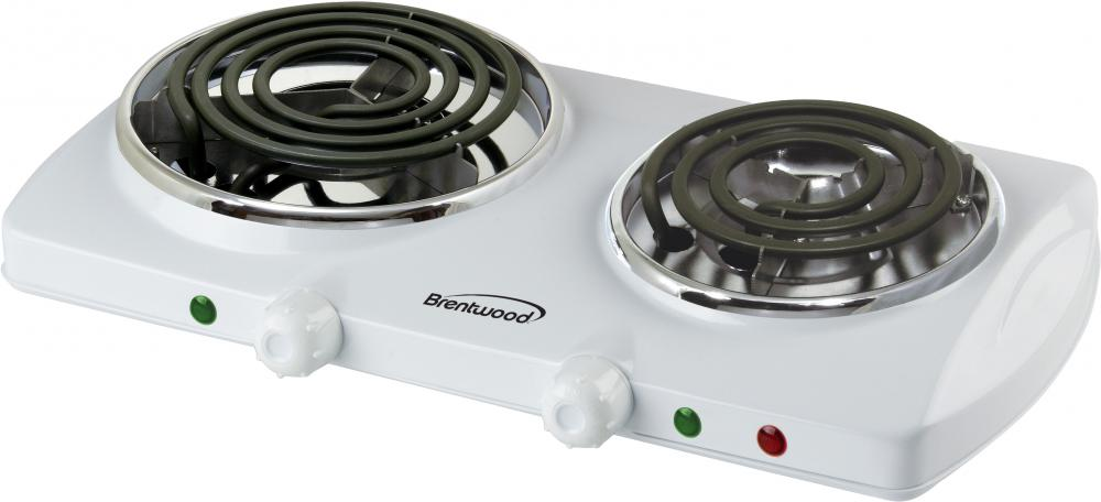 Brentwood TS-368 Twin Electric Burner